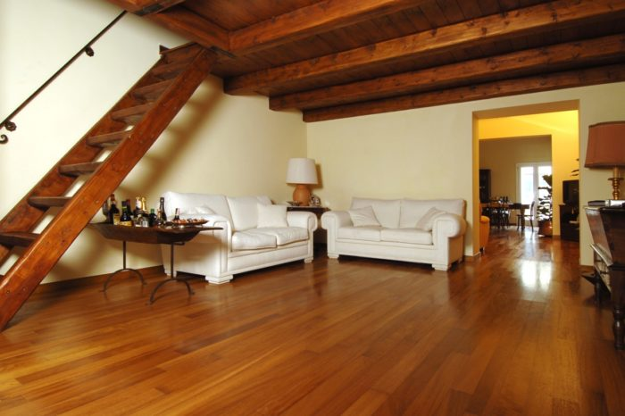 Parquet Alberani Iroko Suite