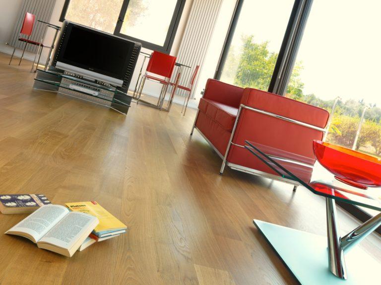 Parquet Alberani Rovere Suite