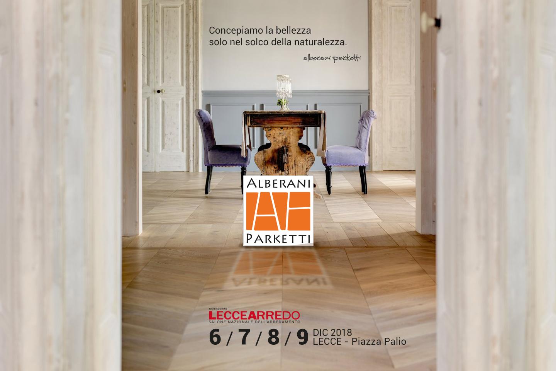 Alberani Parketti Leccearredo2018