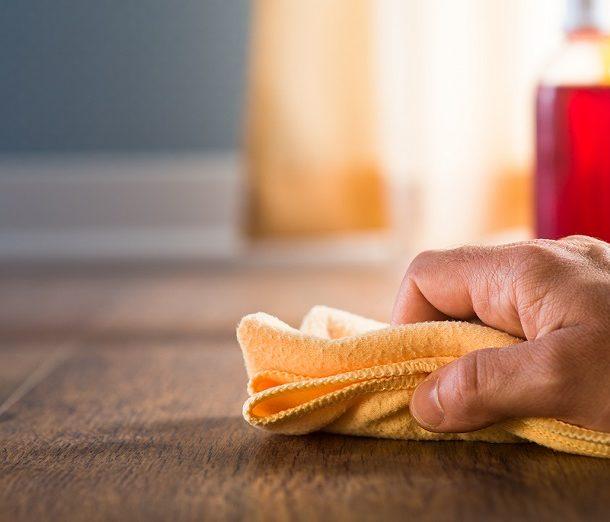 metodi naturali per pulire parquet